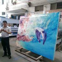 安徽专业生产电视背景墙2513uv打印机基地