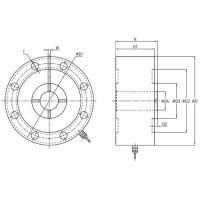 济南泰钦TQ-1B十字槽轮辐式称重传感器