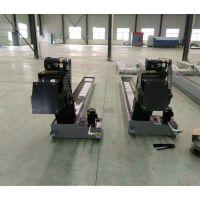 立式车床废料输送水箱环保型链板式排屑机华德设计制造