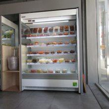 四川一台1.8米麻辣烫点菜柜需要多少钱