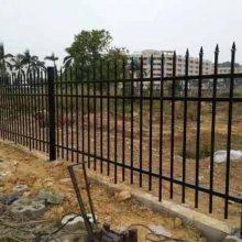配件城厂区焊接护栏、木材厂防护围栏厂家直销 珠海物流园铸铁栏杆