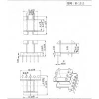 骨架EE16加宽 立式5+0针