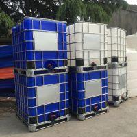 厂家批发1立方全新优质吨桶 化工专用PE材质 强耐酸碱 可加厚