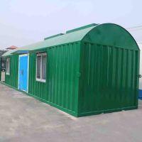 河北集装箱厂家定做13米水处理设备集装箱房