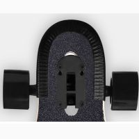 博创滑板护边保护U型黑色17X10mm