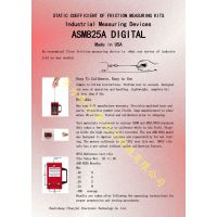 静摩擦系数测试仪Model #ASM 825A Digital Slip Meter Kit