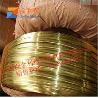 供应H85软态黄铜线 变压器用黄铜线