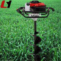 全国联保种植挖坑机 汽油手提式钻孔机供应