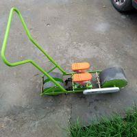 山西生产汽油动力蔬菜播种机 12行种子精播机 直销