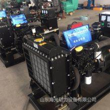 12千瓦潍柴锐动力小型发电机组配置WP2.1D18E2柴油机全铜