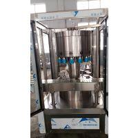 香槟酒自动液体灌装设备旋转式液体灌装机