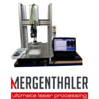 德国进口Mergenthaler-FPC软板激光焊锡机