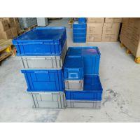 上海金山山阳又兴塑料箱周转箱折叠箱物流箱
