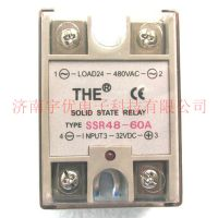60A固态继电器SSR48-60A 无锡天豪继电器THE 3-32VDC全新原装正品