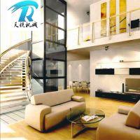 供应家庭升降机 定做家用电动升降电梯 天锐液压电动货梯