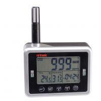 罗卓尼克CL11 CO2记录器 可同时测量和记录二氧化碳,湿度和温度