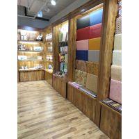 厦门工艺品展示柜,手工礼品展示柜,实木展示柜报价。