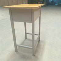学生课桌椅,课桌凳价格,升降钢木课桌椅定做 河北武邑课桌椅生产厂家