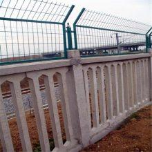铁路护栏网 工地场区围界网 框架护栏