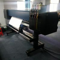 哈尔滨 印花机结构 苏州热升华转印纸至上zs170大滚筒加工
