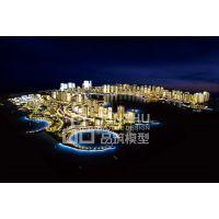 巴林规划1:100专业沙盘建筑房地产柜内***有影响力的公司