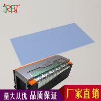 佳日丰泰供应汽车锂电池电子专用高导热硅胶片 散热硅胶布电源绝缘片