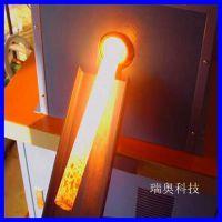 供应慈溪中频锻造炉瑞奥节能环保RAZ-160KW圆钢锻造透热炉