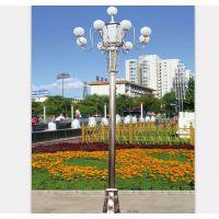江苏科尼厂家定制LED玉兰灯路灯 八叉九火中华灯玉兰景观灯 广场公园道路