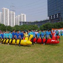 河南趣味运动会器材厂家 旱地龙舟比赛规则 陆地龙舟运动道具