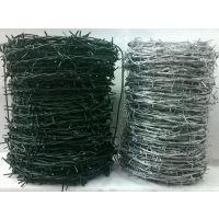 哈尔滨黑丝刺铁丝、哈尔滨镀锌刺线、哈尔滨黑丝刺绳厂家