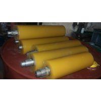供应高性能聚氨酯传输胶辊50x600
