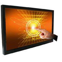 湖南32寸触摸一体机 linux系统多点触控电脑 壁挂式广告机 液晶显示屏