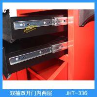 新泰市生产车间工具柜 移动安全工具柜 加厚钢板 多色可选
