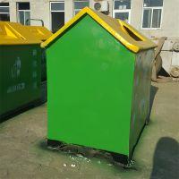 献县鑫建供应室外垃圾桶 环保环卫垃圾箱 分类果皮箱 新材果皮桶 厂家批发 品种多多