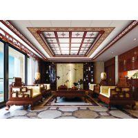 广东佛山 客厅集成二级吊顶铝梁 欧中式上下错层铝梁厂家直销辅材及配件