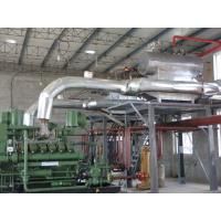 柴威-500KW天然气发电机组