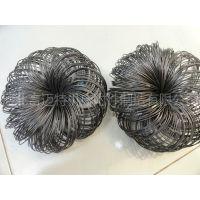 吉迈特金属铁丝圈 大小开口式钢丝圆圈 直径177圆形铁丝圈厂家