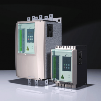 柳市雷诺尔软启动器JJR5000-670-380-E 350KW电机软启动器代理