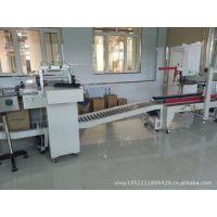 河北河南郑州ZY饮料生产包装线 膨化食品 薯片装箱机 抓取式机器人装箱