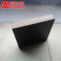 优质建筑模板混凝土浇筑用杨木建筑模板供应济南建材城可翻十次