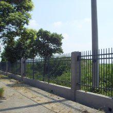 江门公园铁艺围栏定做,生活区围墙防护栏款式,茂名锌钢护栏
