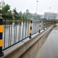 市政京式护栏厂家@京式隔离护栏价格@道路安全防撞栏