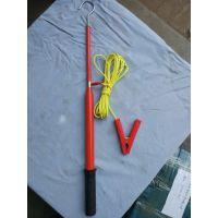 金淼牌 35kv 1.5米杆 高压放电棒厂家 石家庄金淼电力生产