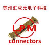 供应I-PEX 20525-030E-02 LVDS 30P母座连接器