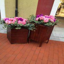 直销城市美化花箱品质保证,小区花箱出厂价,品质保证