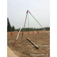 挖坑立杆机 现货供应慧聪网三角架立杆机 电力专用丘陵立杆机