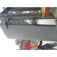 河北昊宇水工Q235A/B节能型侧翻拍门按规格定制欢迎采购