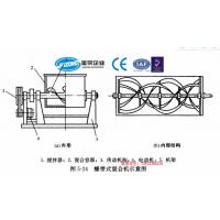 金宗机械 螺条式混合机 化工设备 不锈钢反应釜 树脂成套设备