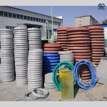 沟梆子复合型900型双层防水井盖哪里有卖的【河北华强】