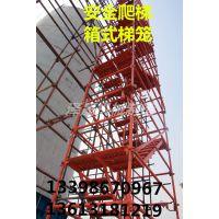 供应内蒙古泽晟75型路桥施工安全爬梯